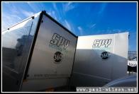 Both the SPY trucks together