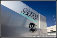 New SPY Motorsport transporter. Very nice it is too.